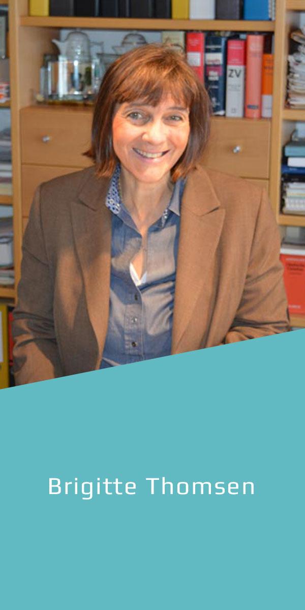 Brigitte Thomsen
